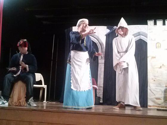 Theatre 5eme